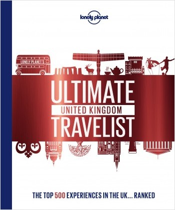 Ultimate UK Travelist - 1ed - Anglais