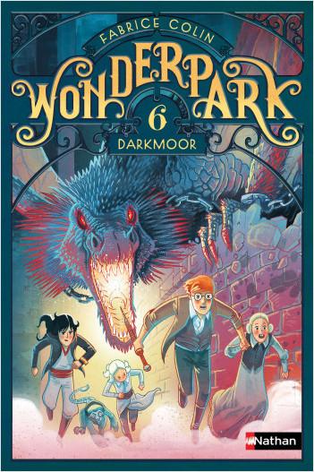 WonderPark -  Darkmoor - Roman aventure-fantastique dès 8 ans