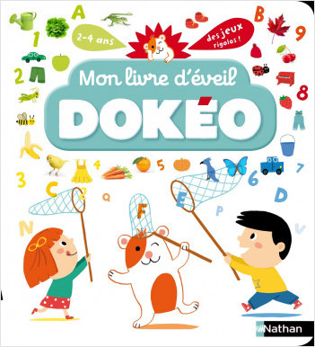 Mon livre d'éveil Dokéo