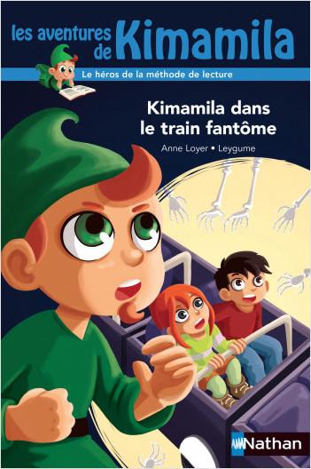 Kimamila et le train fantôme