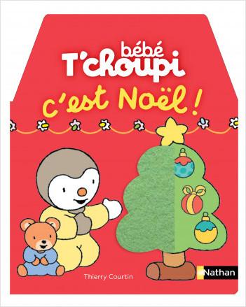 Bébé T'choupi : C'est Noël