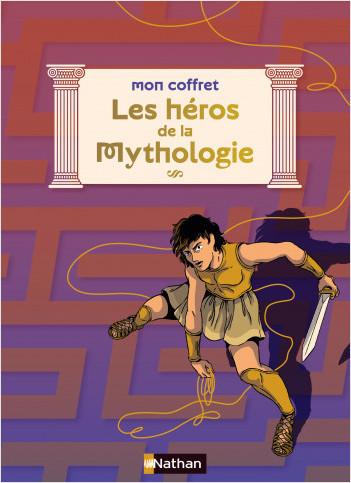 Mon coffret les héros de la Mythologie - Dès 9 ans
