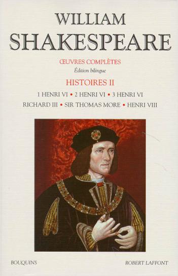 Oeuvres complètes - Histoires - Tome 2 - Édition bilingue francais-anglais