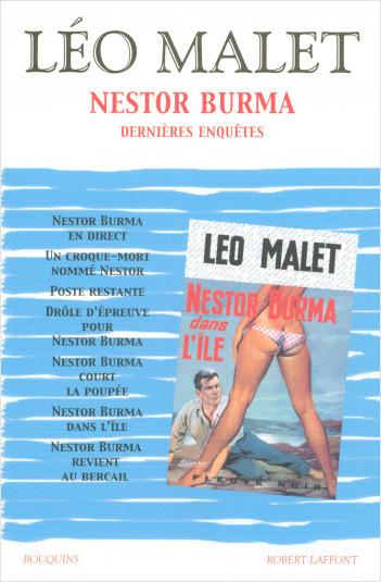 Nestor Burma - Tome 4