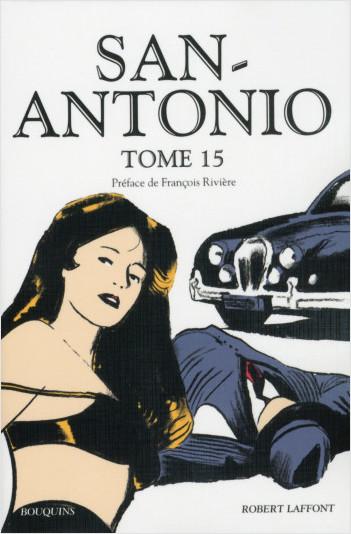 San-Antonio - Tome 15