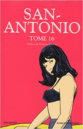 San-Antonio - Tome 16