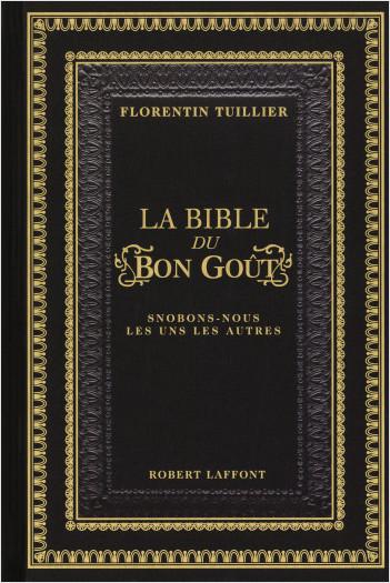 La Bible du bon goût