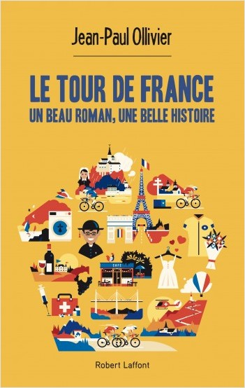 Le Tour de France: a beautiful book, a beautiful story