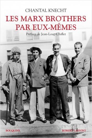 Le Bouquin des Marx Brothers