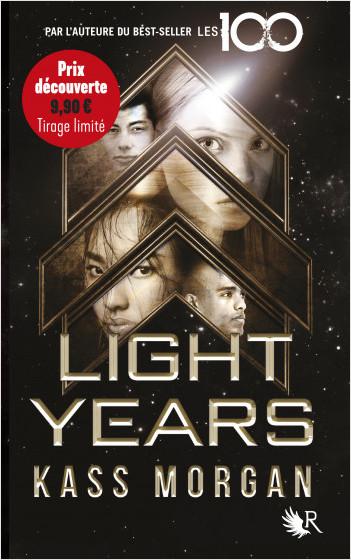 Light Years, Livre 1 - Prix découverte - Tirage limité
