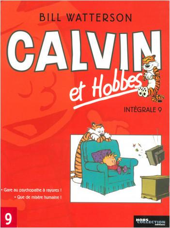 Intégrale Calvin et Hobbes T9