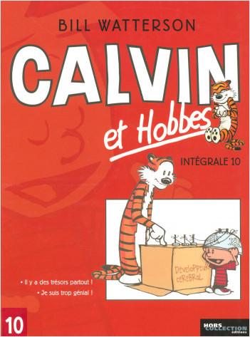 Intégrale Calvin et Hobbes T10