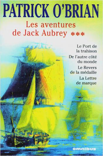 Les aventures de Jack Aubrey T3