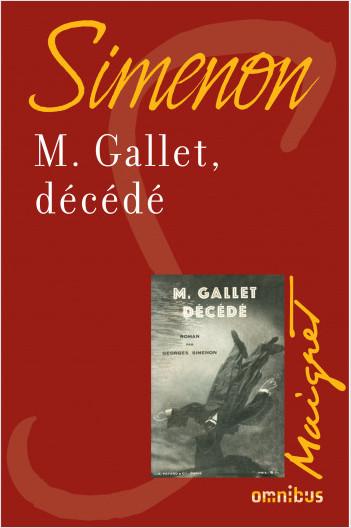 M.Gallet, décédé