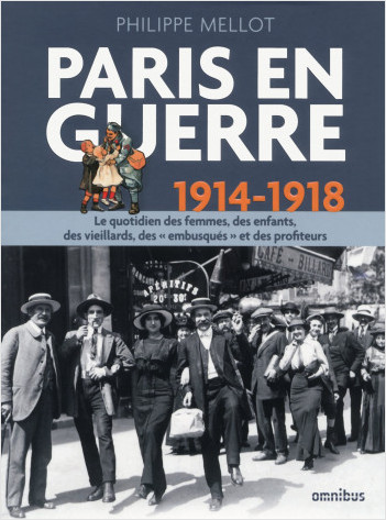 Paris en guerre 1914-1918