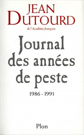 Journal des années de peste