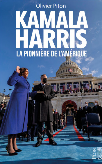 Kamala Harris, la pionnière de l'Amérique