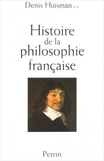 Histoire de la philosophie française