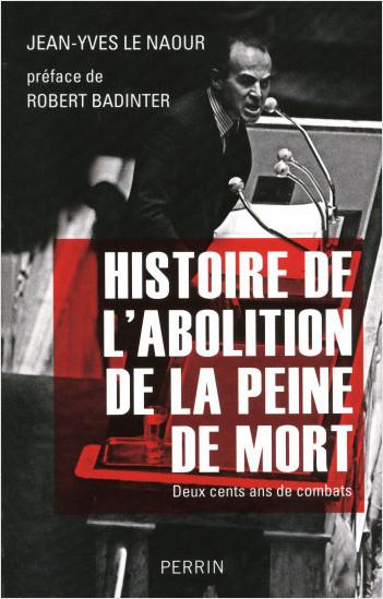 Histoire de l'abolition de la peine de mort