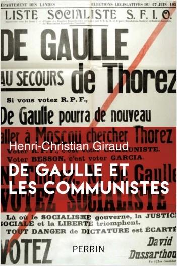 De Gaulle et les communistes