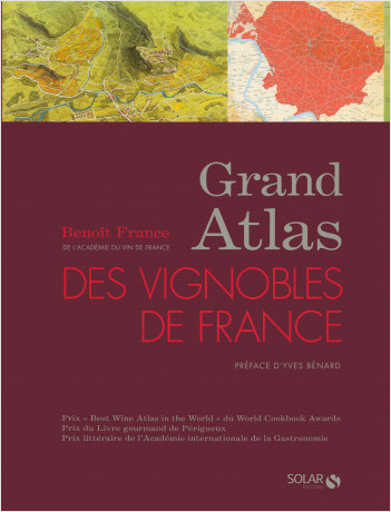 Grand atlas des vignobles de France NE