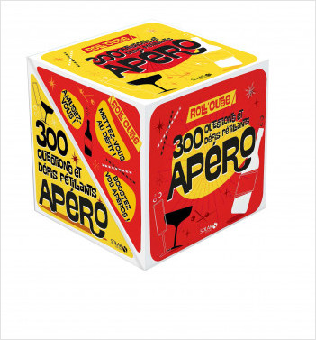 Roll'Cube Apero