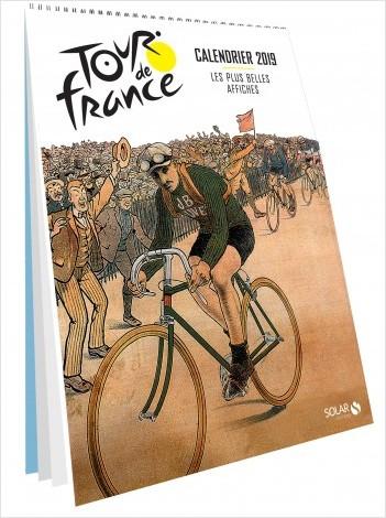 Calendrier du Tour de France 2019