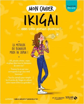 Mon cahier Ikigai new