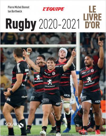 Livre d'or du rugby 2021