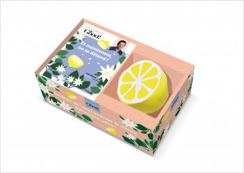 Coffret Dr Good. Arrêtez de vous presser le citron. Détendez-vous !