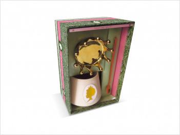 Coffret Tea time royal