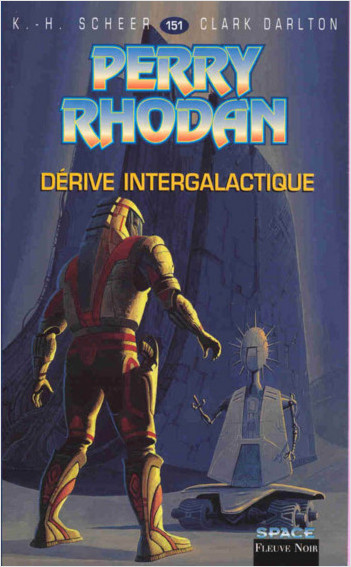 Dérive intergalactique - Perry Rhodan