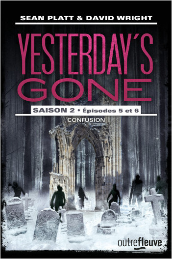 Yesterday's gone - saison 2 - T3