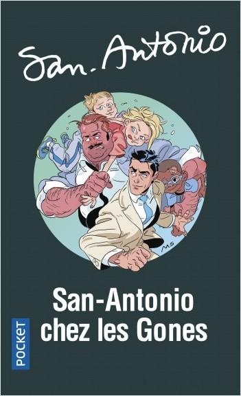 San-Antonio chez les gones