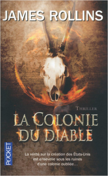 La Colonie du diable - Une aventure de la Sigma Force