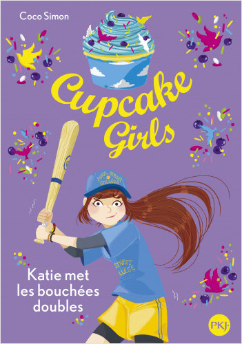 Cupcake Girls - tome 05 : Katie met les bouchées doubles