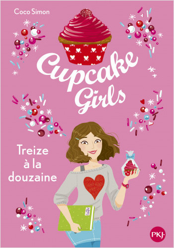 Cupcake Girls - tome 06 : Treize à la douzaine