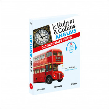 Le Robert & Collins - Dictionnaire visuel Anglais