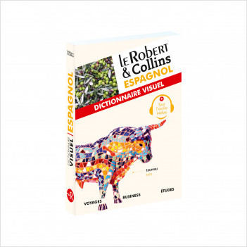 Le Robert & Collins - Dictionnaire visuel Espagnol