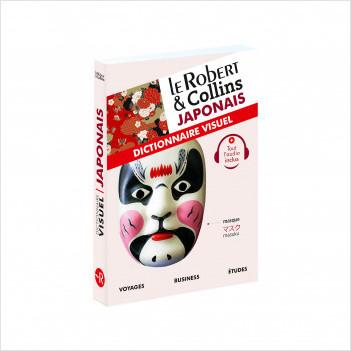 Le Robert & Collins - Dictionnaire visuel japonais
