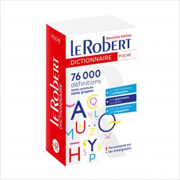 Dictionnaire Le Robert Poche Plus - Nouvelle Édition