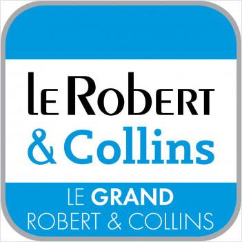 Dictionnaire Le Grand Robert & Collins - Téléchargement Mac