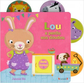 Lou a perdu son doudou