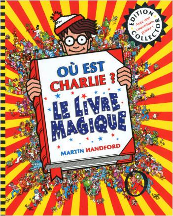 COLLECTOR CHARLIE LE LIVRE MAGIQUE
