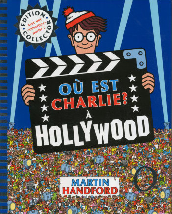 COLLECTOR CHARLIE A HOLLYWOOD