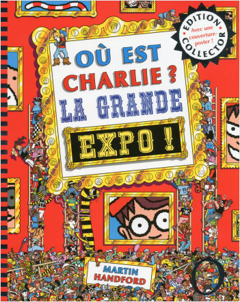 COLLECTOR - CHARLIE LA GRANDE EXPO