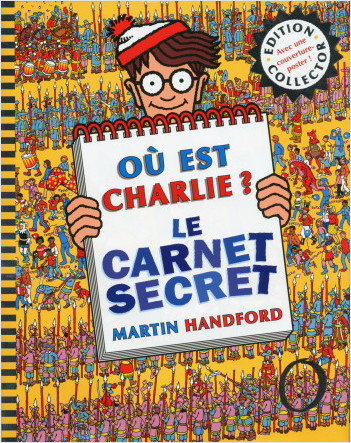 COLLECTOR - CHARLIE LE CARNET SECRET