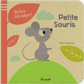 Petite souris - Un livre très nature !