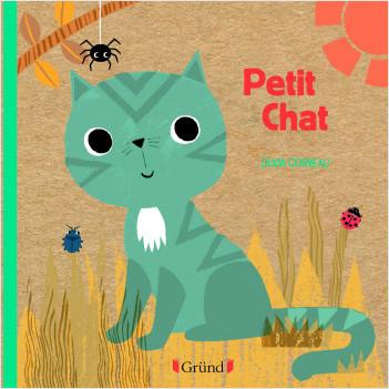 Petit chat - Un livre très nature !