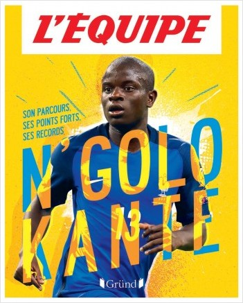 L'Équipe - N'Golo Kanté